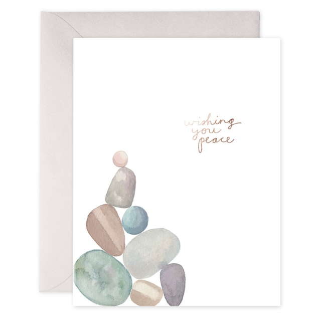 イー・フランシス/シングルカード/Peace Rocks