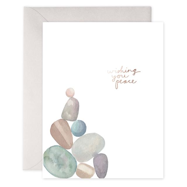 E. Frances/シングルカード/Peace Rocks