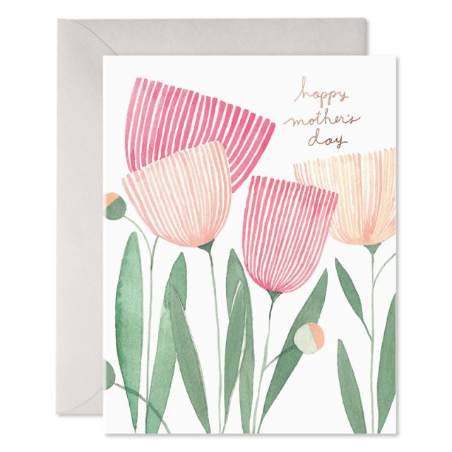 イー・フランシス/シングルカード/Blooms for Mom