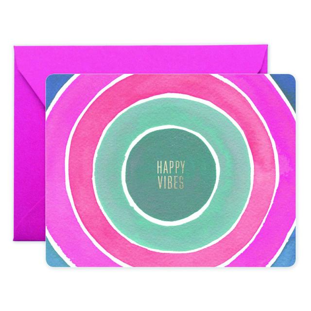 イー・フランシス/シングルカード/Happy Vibes