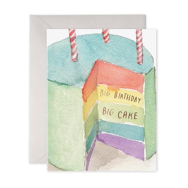 E.Frances/シングルカード/Big Cake