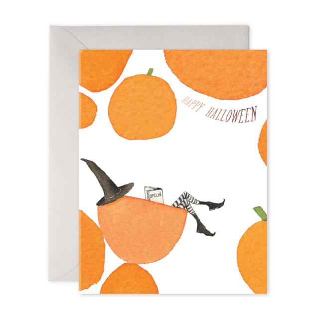 E.Frances/シングルカード/Pumpkin Witch