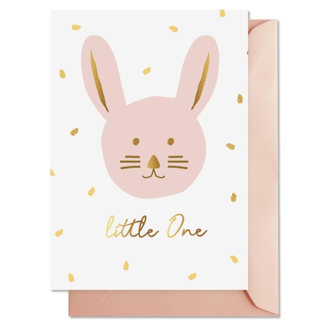 エルム/シングルカード/Bunny Pink
