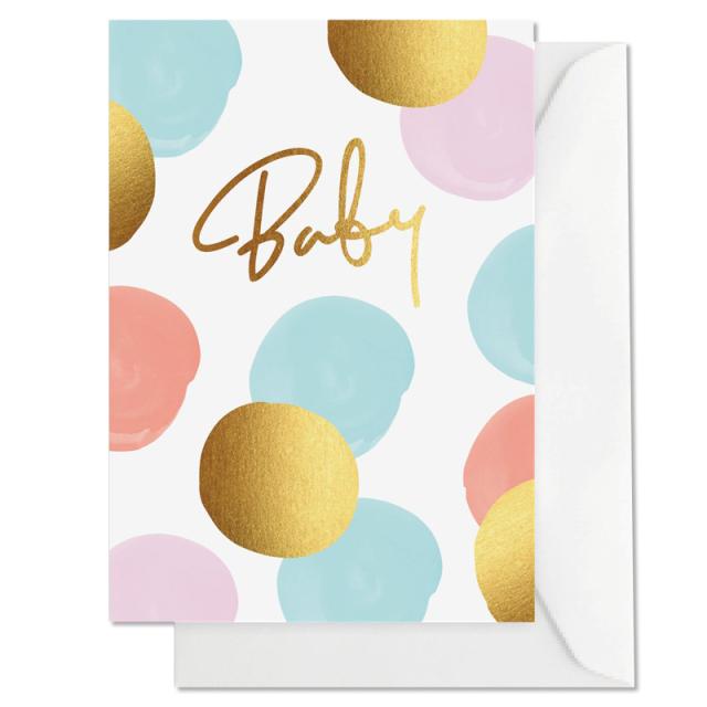 エルム/シングルカード/Baby Dots Colour