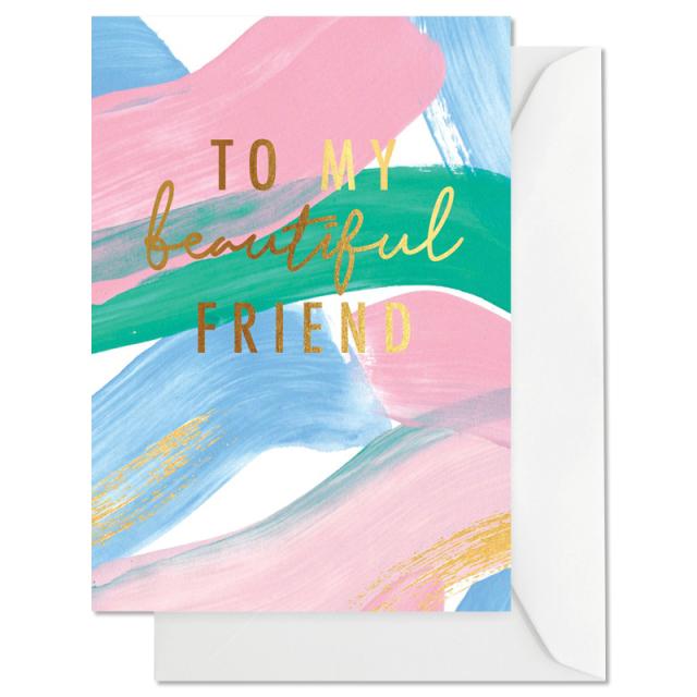 エルム/シングルカード/Beautiful Friend Brushy
