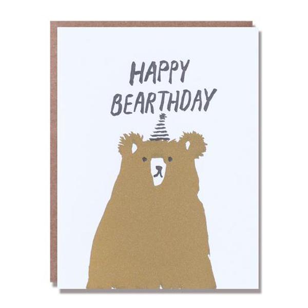 Egg Press/シングルカード/Happy Bearthday