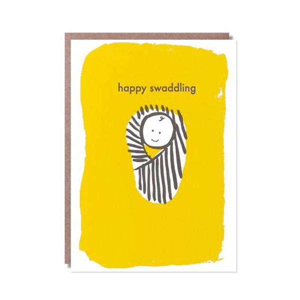 Egg Press/シングルカード/Happy Swaddling