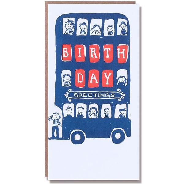 Egg Press/シングルカード/Birthday Bus
