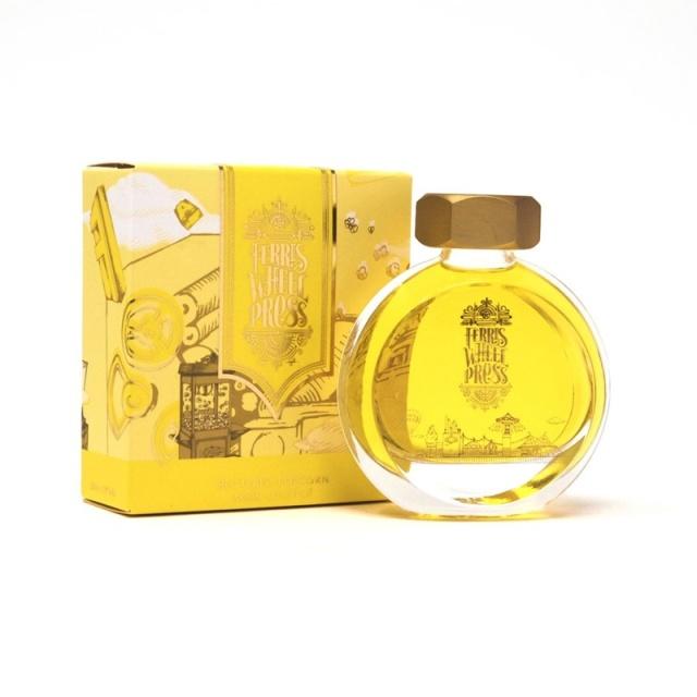 Ferris Wheel Press/インク/Buttered Popcorn Ink 38ml
