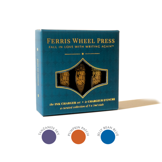 Ferris Wheel Press/インクセット/Ink Charger Set - The Harvest Collection