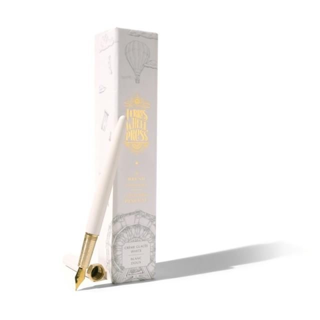 Ferris Wheel Press/万年筆/Creme Glacee Brush Fountain Pen - Gold Nib