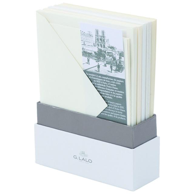 ジーラロ/ボックスカード/Assortment of Traditional Papers -25 Cards and Envelopes