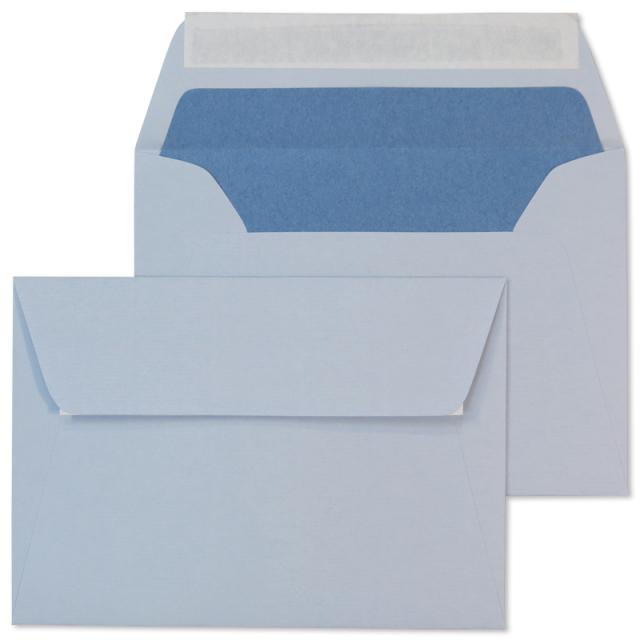 ジーラロ/封筒25枚/Blue