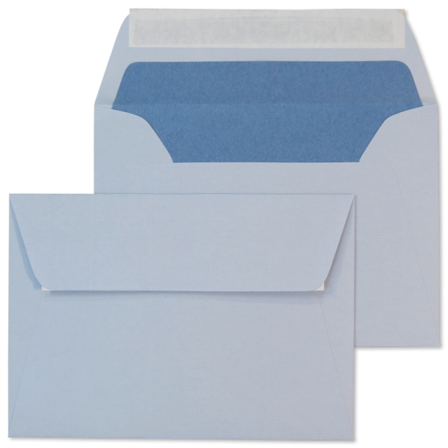 G. Lalo/封筒25枚/Blue