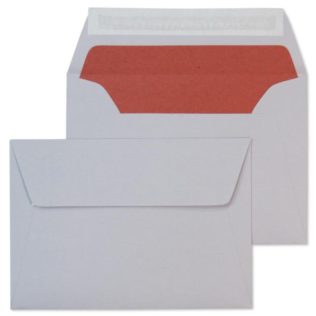 ジーラロ/封筒25枚/Light Gray