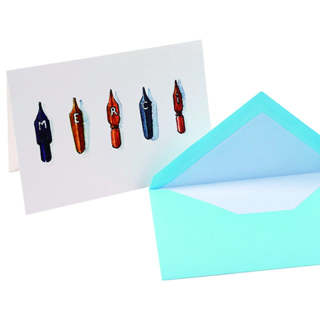 ジーラロ/シングルカード/ Pen Tip MERCI
