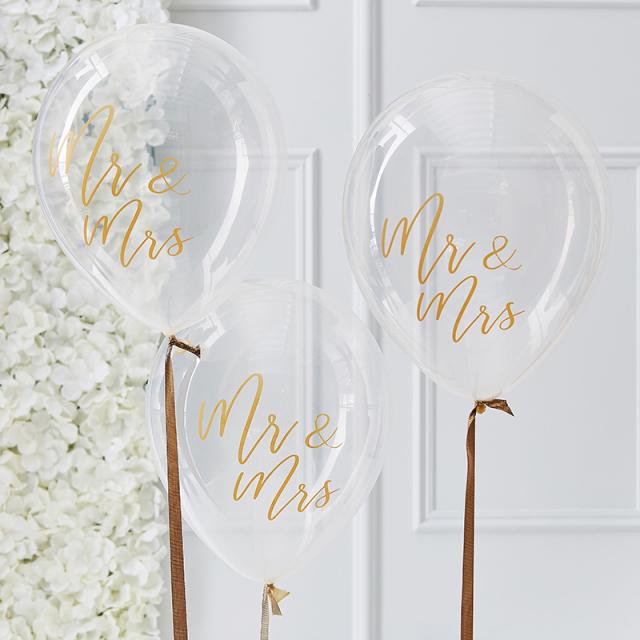 ジンジャーレイ/バルーン/Mr & Mrs Balloons