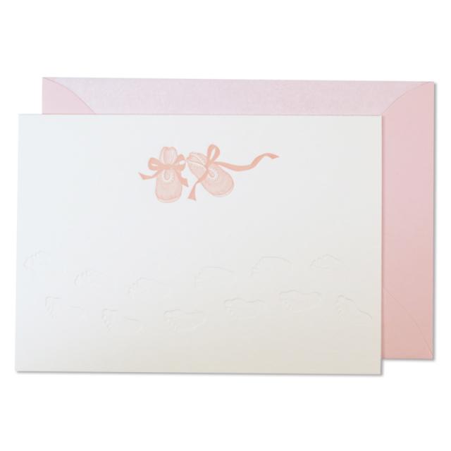 出産祝いカード
