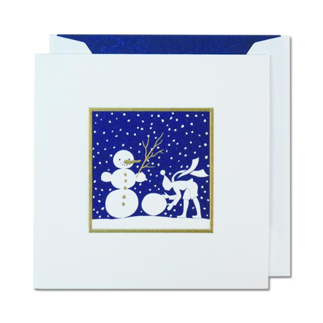 ヤン・ピーター/シングルカード/Snowman
