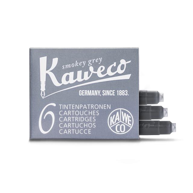 Kaweco/万年筆用インクカートリッジ/インクカートリッジ - スモーキーグレー