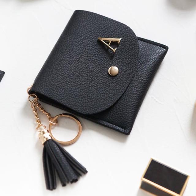 ラークアンドアイブス/カード入れ/Card Purse Black