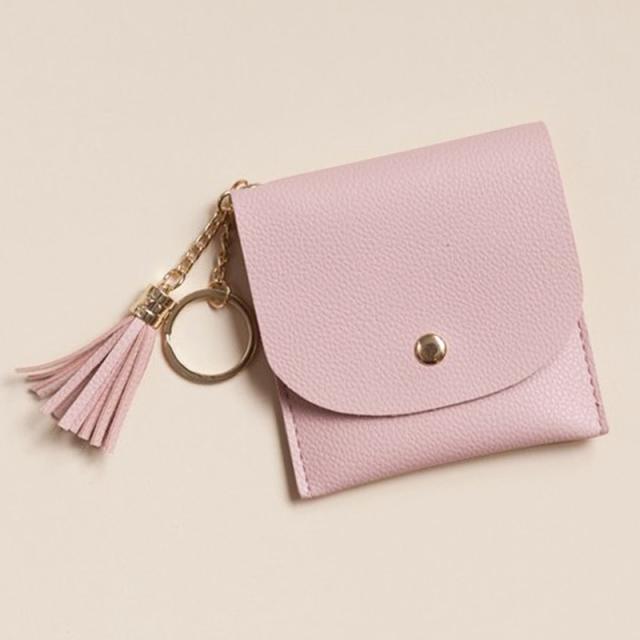 ラークアンドアイブス/カード入れ/Card Purse Pink
