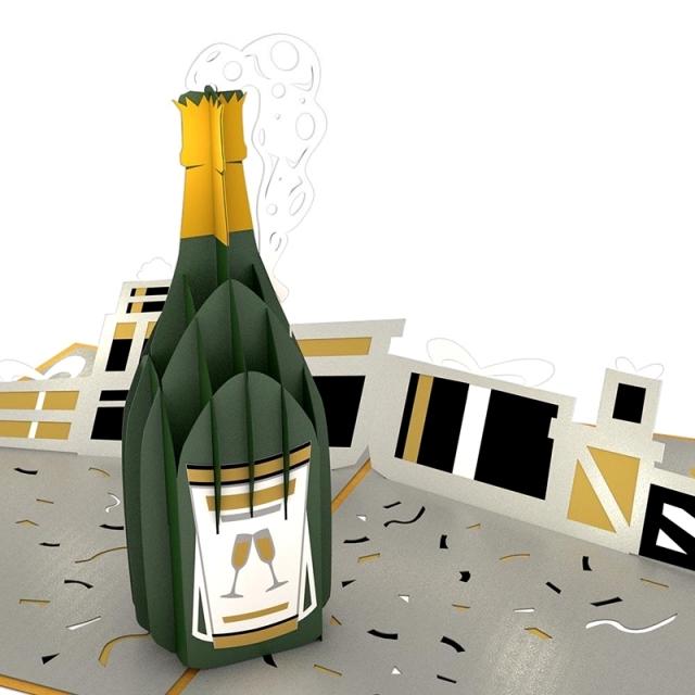 Lovepop/シングルカード/Champagne Celebration