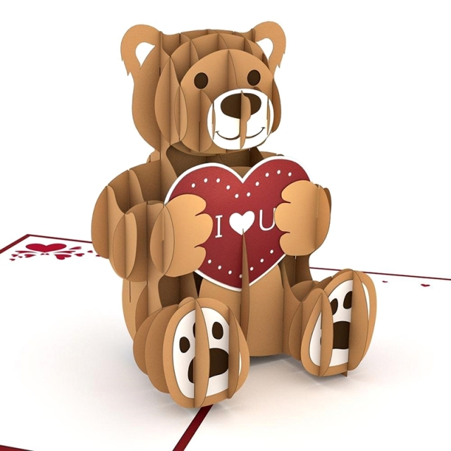 Lovepop/シングルカード/Love Bear