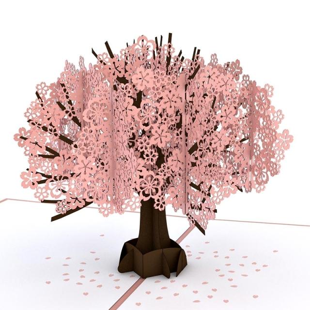 Lovepop/シングルカード/Cherry Blossom Tree
