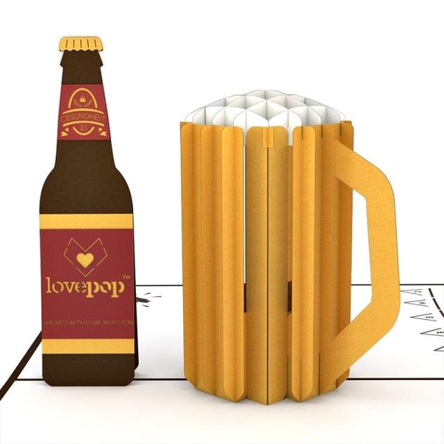 Lovepop/シングルカード/Beer