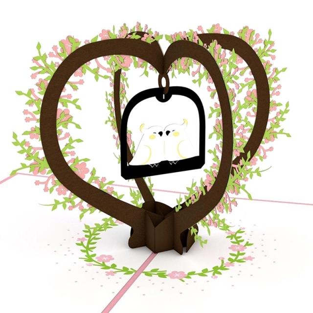 Lovepop/シングルカード/Lovebird