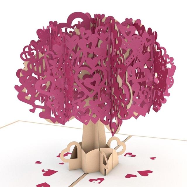 Lovepop/シングルカード/Heart Tree