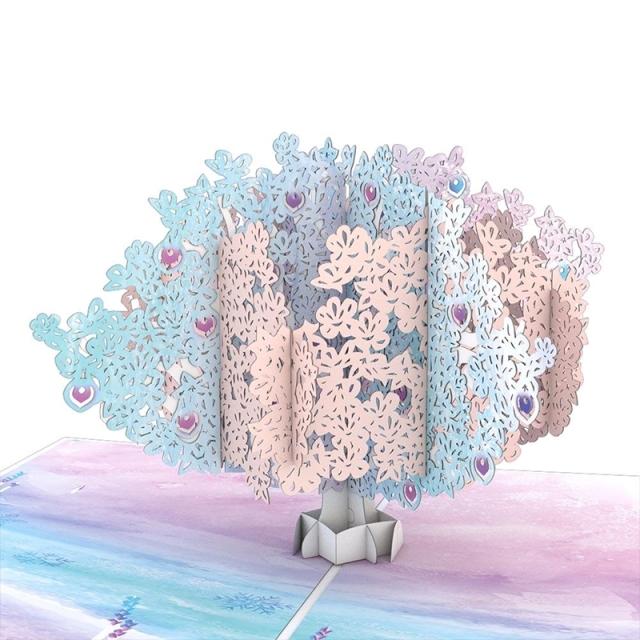 Lovepop/シングルカード/Sugar Plum Tree