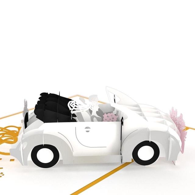 Lovepop/シングルカード/Wedding Car