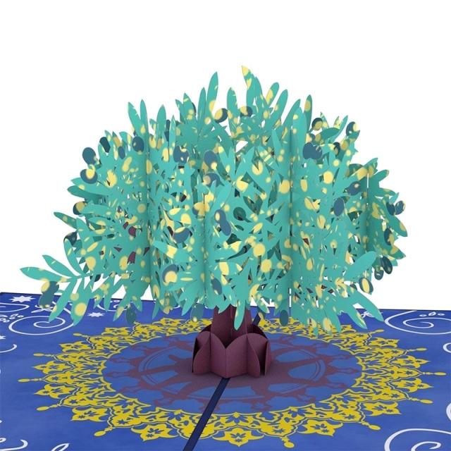 Lovepop/シングルカード/Olive Tree