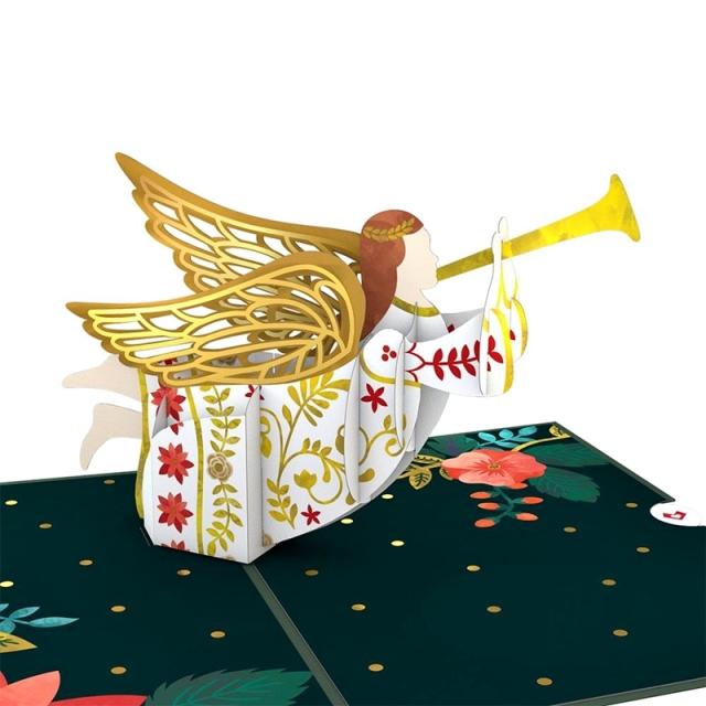 Lovepop/シングルカード/Holiday Angel