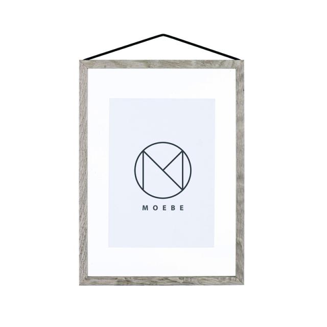 Moebe/アートフレーム/A4 Oak