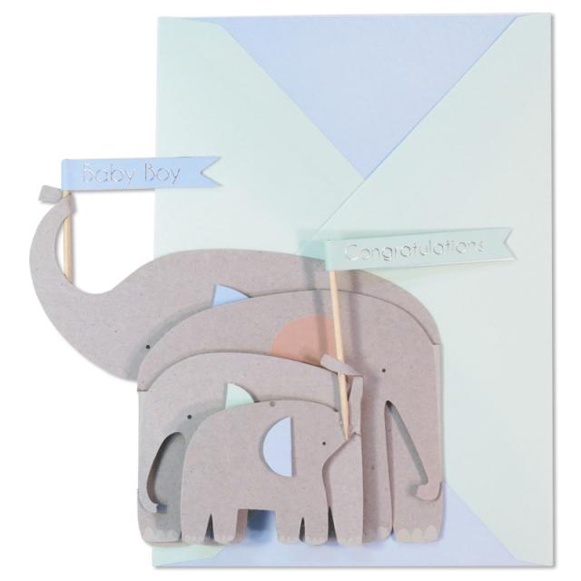 出産カード