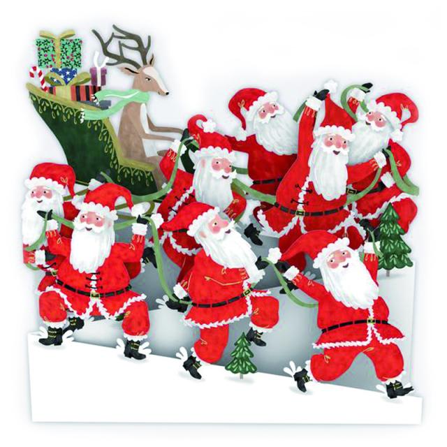 ミーアンドマックキュー/シングルカード/Santa's Power