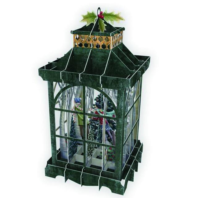 ミーアンドマックキュー/シングルカード/Christmas Lantern