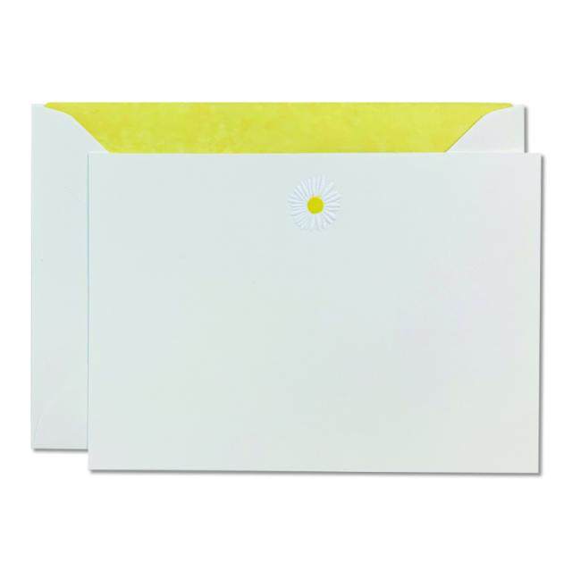 Mount Street Printers/ボックスカード/Yellow Daisy Correnpondence