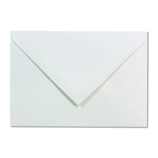 Mount Street Printers/封筒/C6 Envelope Sets- Soft White Laid