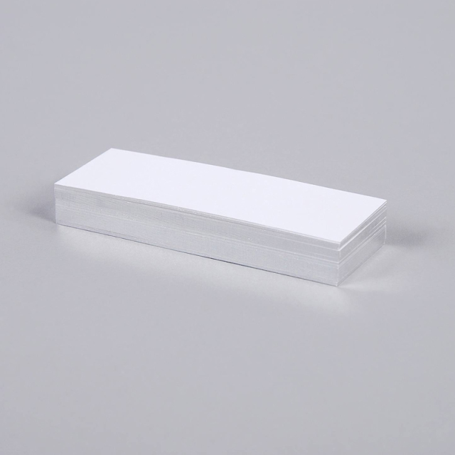 Mount Street Printers/プレイスカード/Place Cards Silver Gilt Edge (Not Folded)