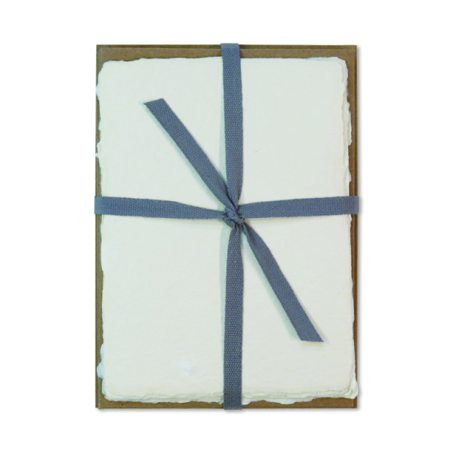 オブレイション/ボックスカード/6 Cream Cards with 6 Kraft Envelopes