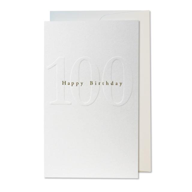 オブレイション/シングルカード/100th Birthday