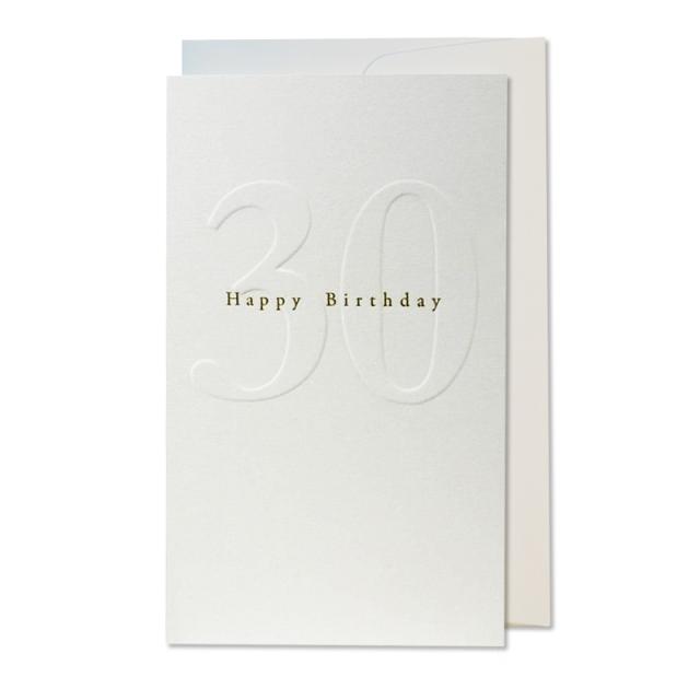 オブレイション/シングルカード/30th Birthday