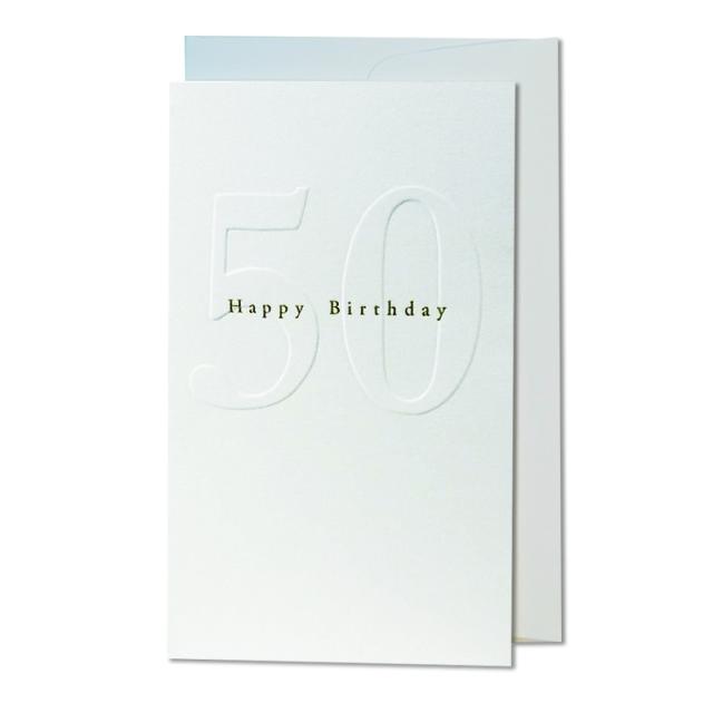 オブレイション/シングルカード/Gilded 50th Birthday