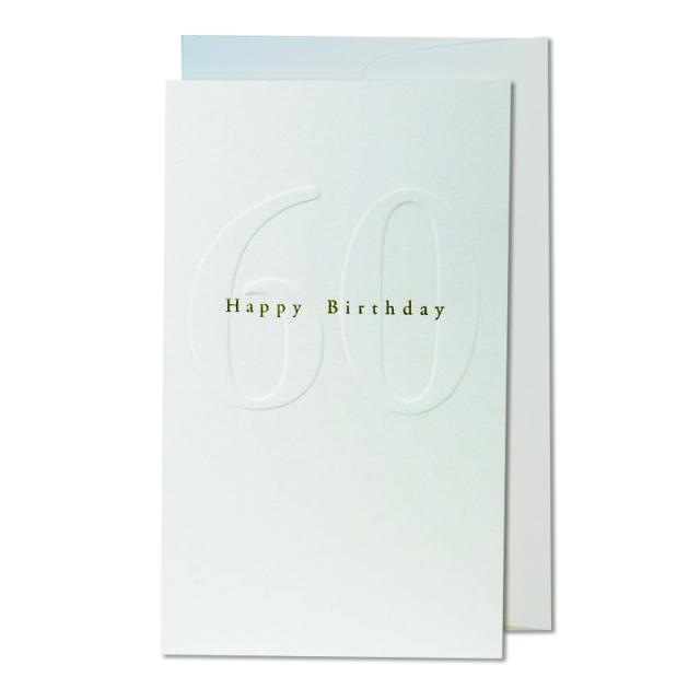 オブレイション/シングルカード/Gilded 60th Birthday