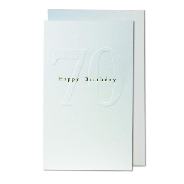 オブレイション/シングルカード/Gilded 70th Birthday