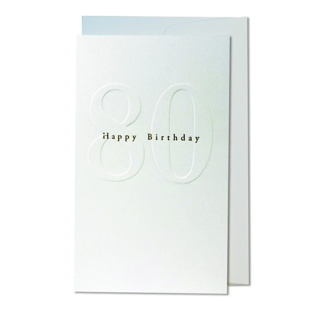 オブレイション/シングルカード/80th Birthday